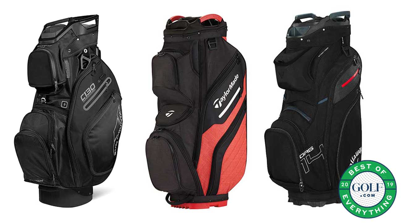 Best Cart Golf Bags These 7 Cool Cart Bags Pair Storability With