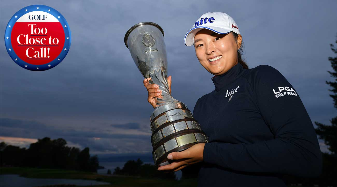 Jin Young Ko Player of the Year