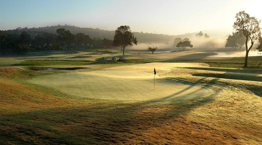 Omni La Costa Resort & Spa has hosted PGA Tour events, and Tiger Woods has won there.