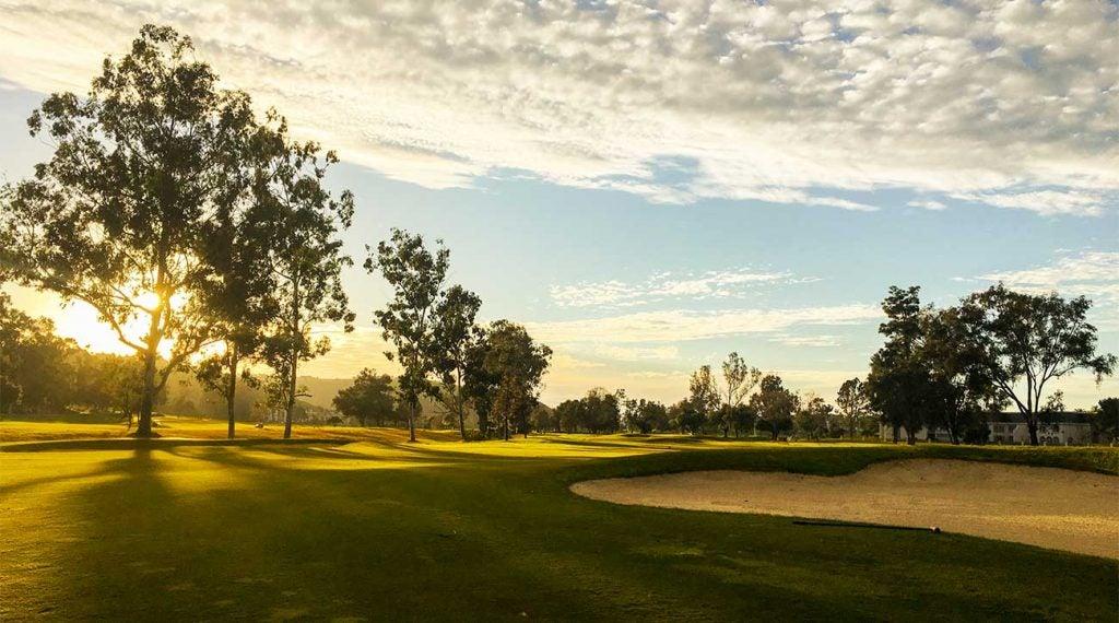 Omni La Costa Resort & Spa has two challenging championship golf courses.