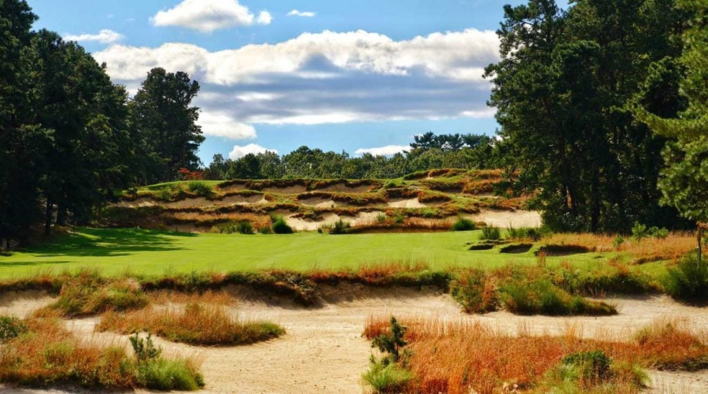 Pine Valley in New Jersey leads our Top 100 Courses in the World list.