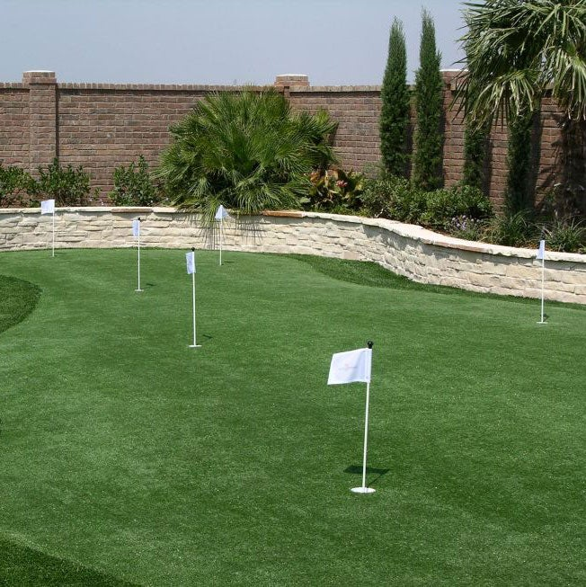 Southwest putting green