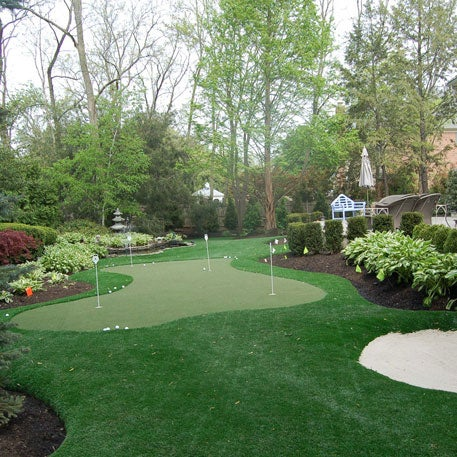 Best backyard putting greens: Wow your golf buds with ...