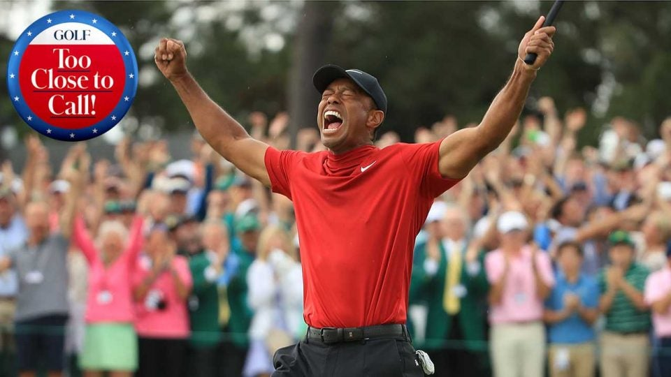 Tiger Woods Player of the Year