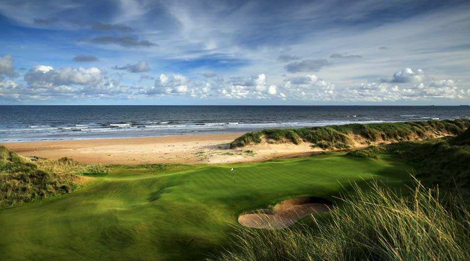 Trump International Golf Links, Top 100 Courses