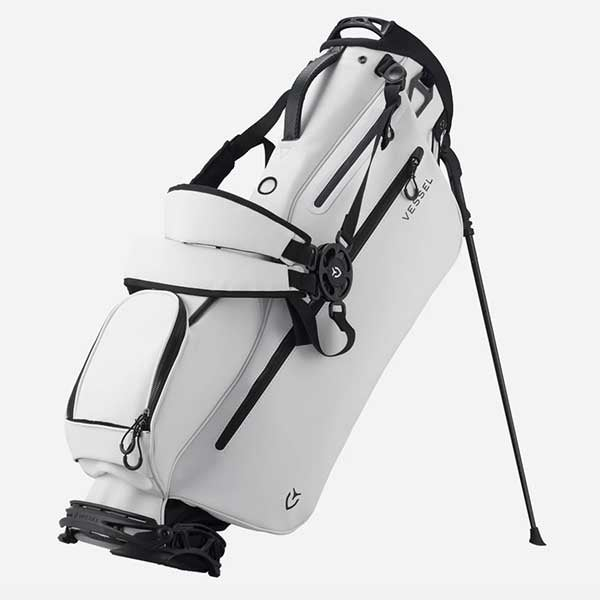 Vessel golf stand bag