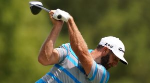 Will Dustin Johnson tee it up with a new driver this week? It certainly looks that way.