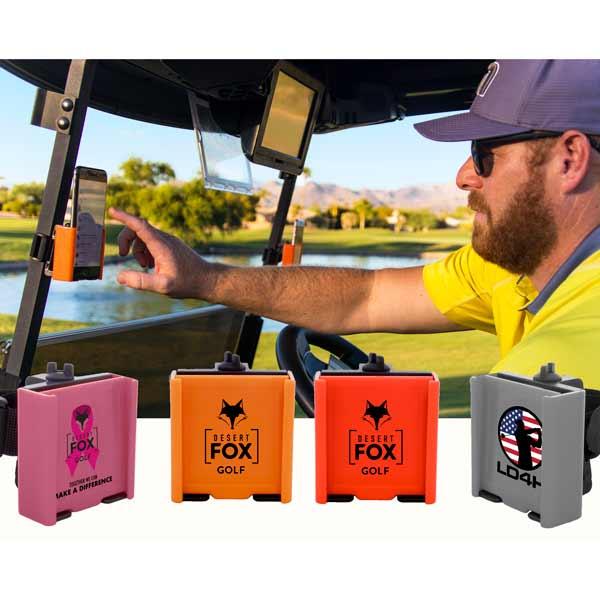 Desert Fox phone caddie