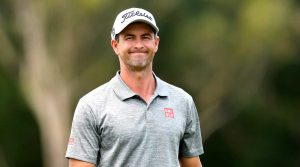 Adam Scott did not take part in the 2016 Summer Olympics and is unsure about his inclusion in the 2020 games.
