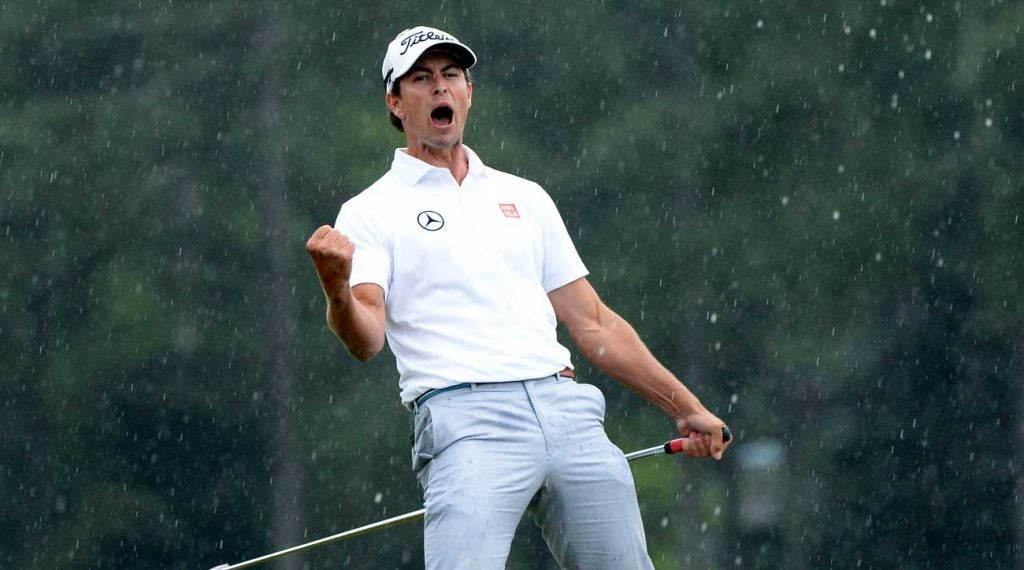 Adam Scott, or another elite player, would be a smart bet for the Masters.