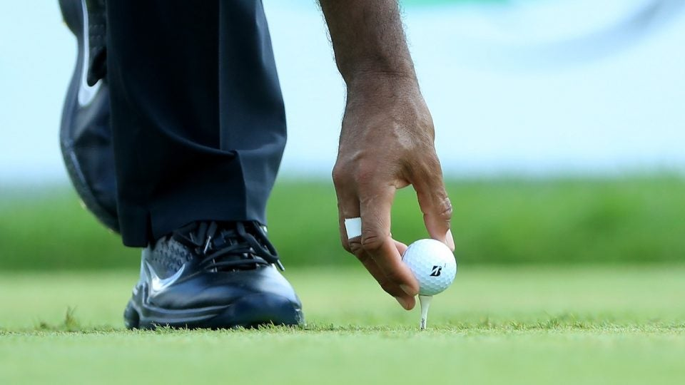 """How long is a golf ball supposed to last before it goes """"bad""""?"""