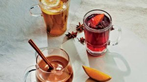 Cold weather drinks