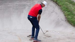 Matt Kuchar Bunker Fix