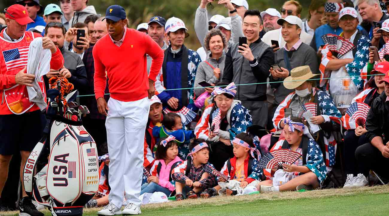 Presidents Cup live coverage: How to watch 2019 Presidents Cup Day 2