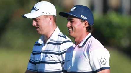 Tiger Woods says Justin Thomas and Rickie Fowler have become great friends in recent years.
