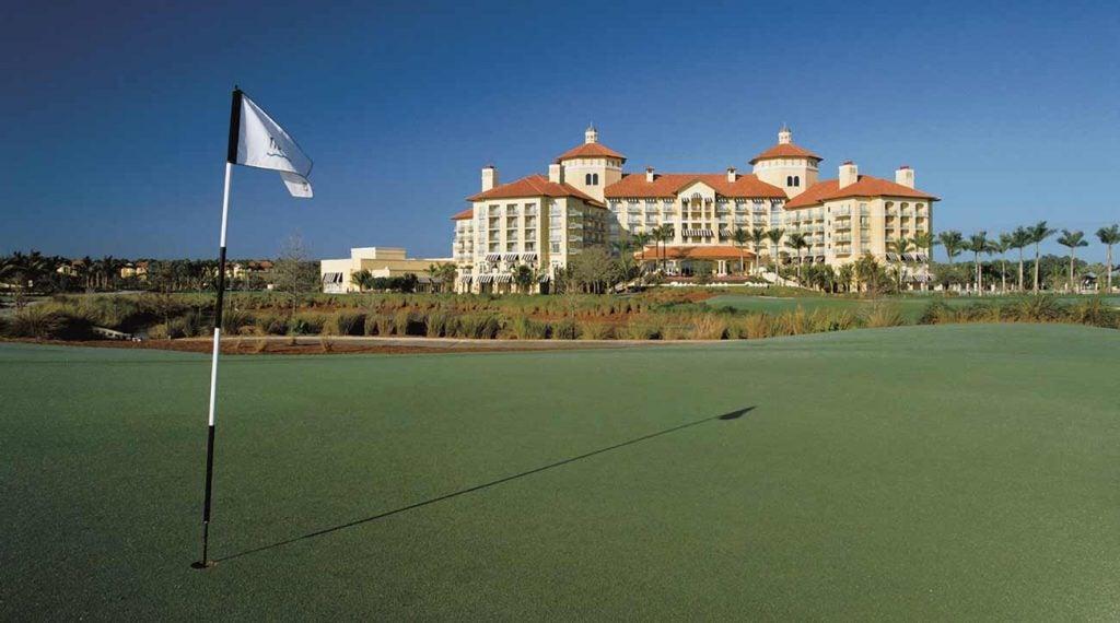The Ritz-Carlton Golf Resort in Naples, Fla.