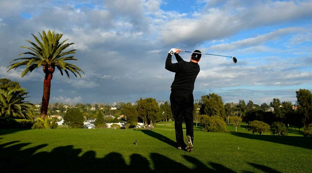 Riviera Country Club's esteem and location make it a highly desirable location for real estate.