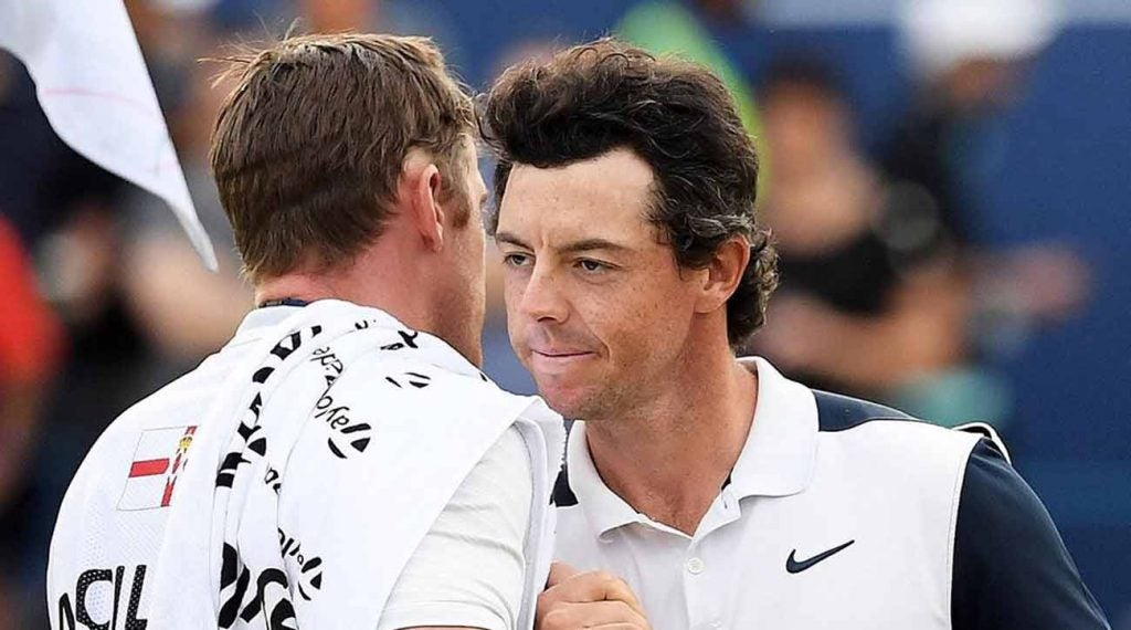 McIlroy unveiled a mature