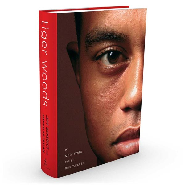 Tiger Woods (the biography).