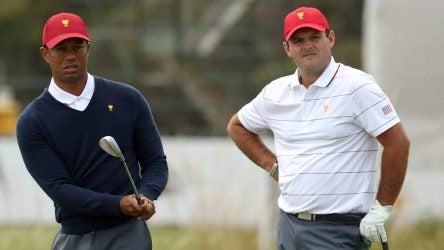 Tiger woods patrick reed controversy