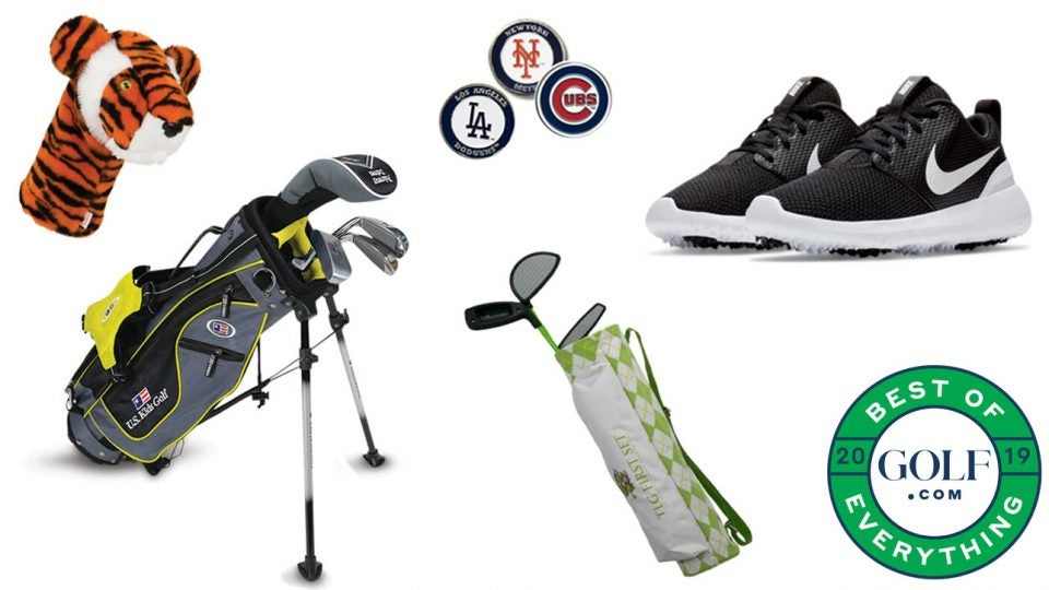 The best golf gifts for junior golfers