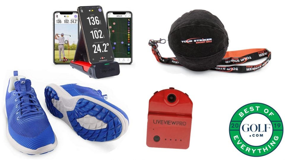 The best golf gifts for driving range addicts.