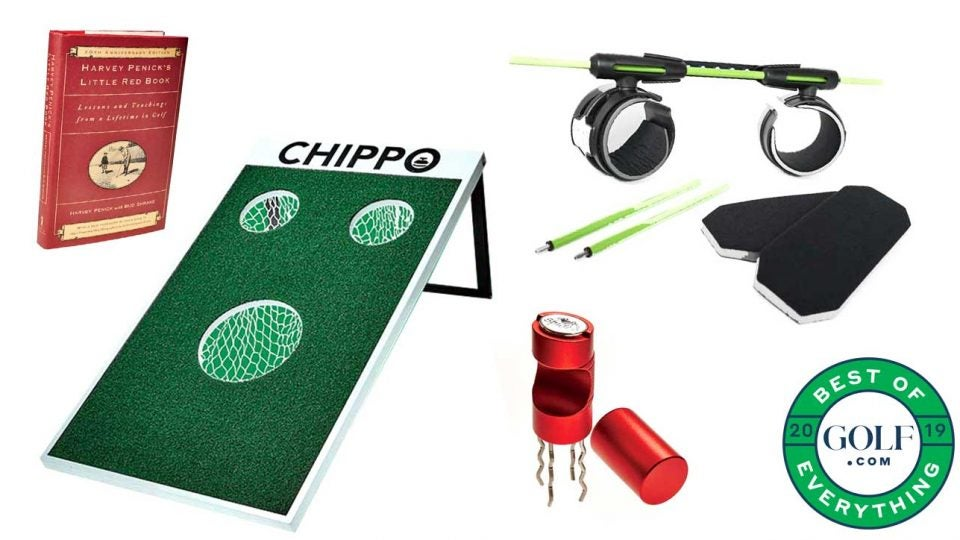 The best golf gifts for beginners.