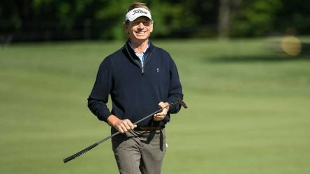 Brad Faxon has mostly used one Scotty Cameron putter throughout his career.