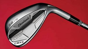 The Cleveland CBX 2 wedge.