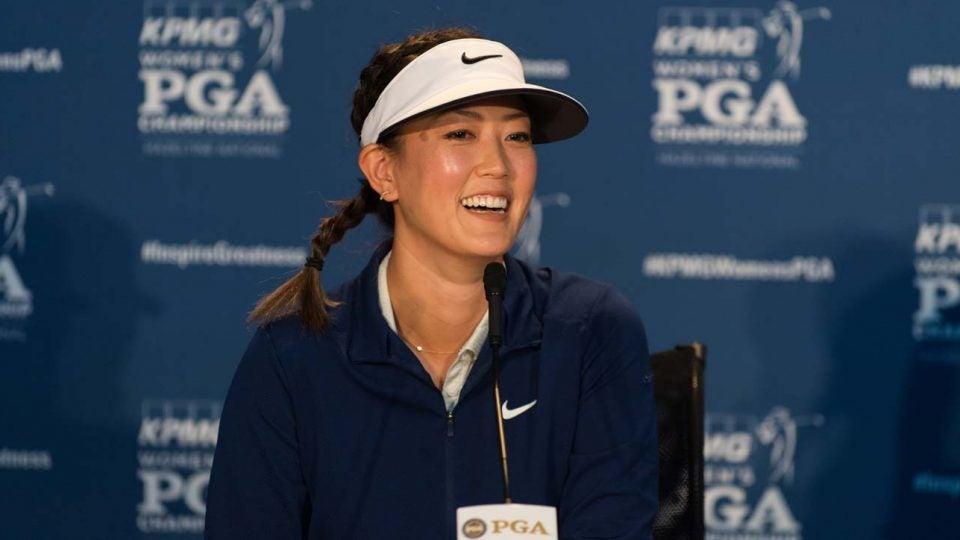 Michelle Wie CBS Sports