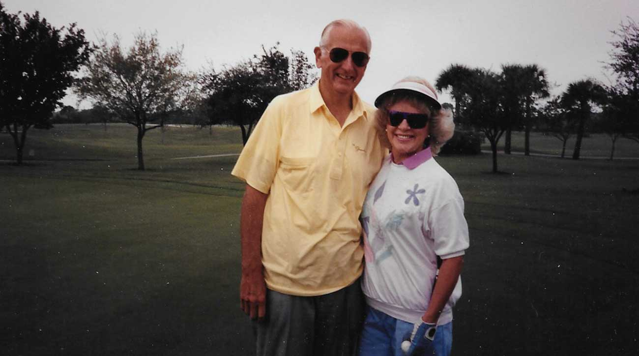 Morrie and Helen moved to Naples, Fla., full time in 1990.