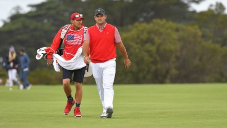 Patrick Reed has not had a great start to this Presidents Cup.