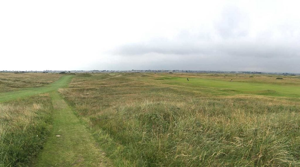 Portmarnock is one of the world's classic links courses.