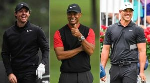 Rory McIlroy, Tiger Woods and Brooks Koepka have huge net worths thanks to their golf careers.