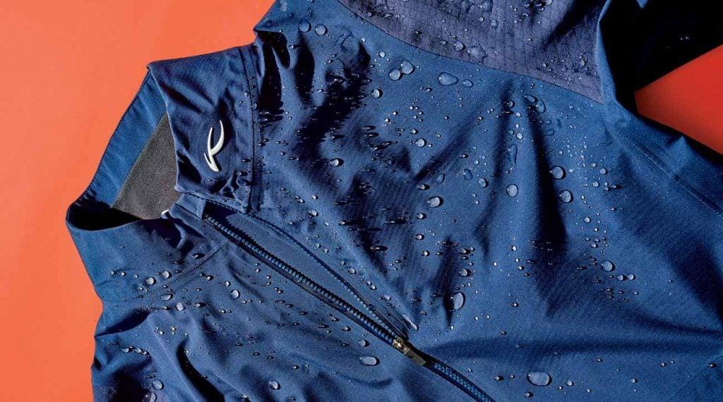 Kjus men's Pro 3L 2.0 rain jacket