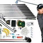 Shane Lowry used a golf bag full of Srixons to win the 2019 Open Championship