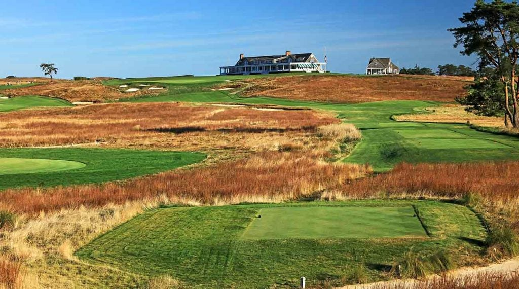 Shinnecock and its neighbor, National Golf Links of America, sit near some of the most prized land on Long Island.