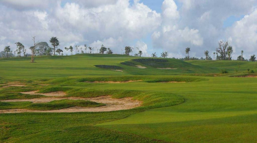 Rolling Hills in Pattaya, Thailand, debuts this month.