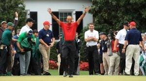 Tiger Woods 18 Majors