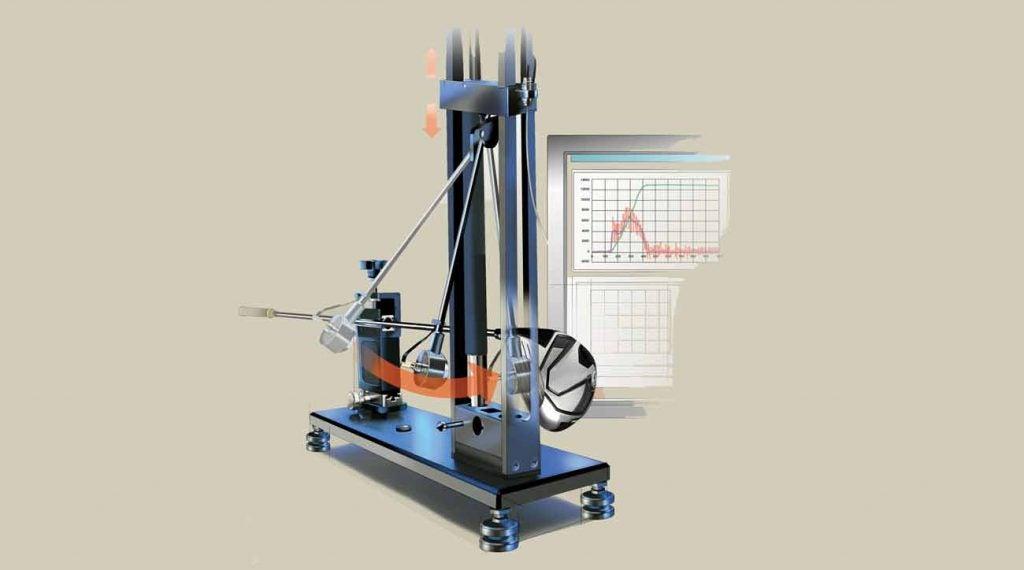 The USGA's Pendulum Testing Apparatus