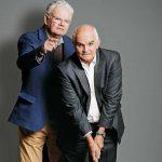 Bill Mallon and Chris Greelley