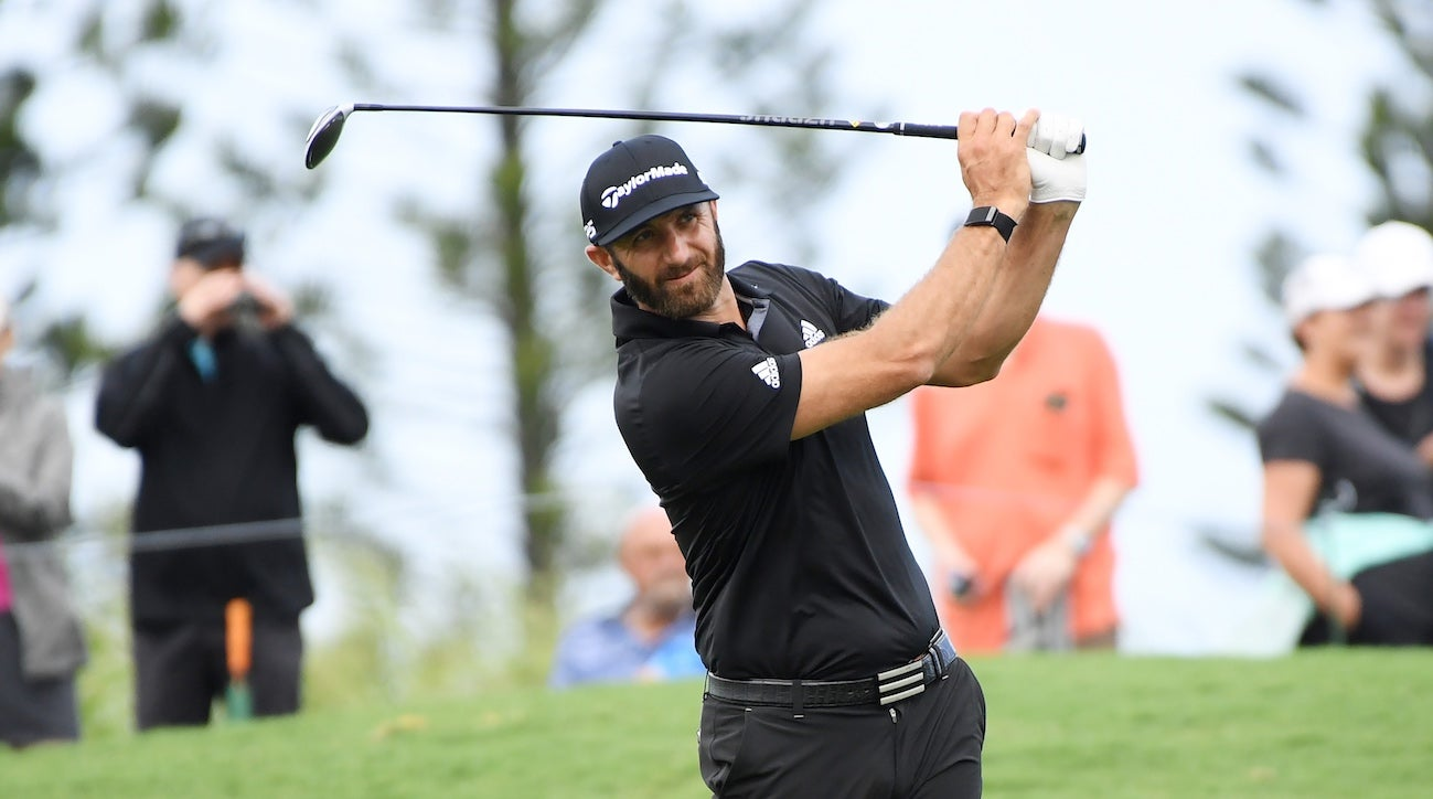 Dustin Johnson finally found a suitable hybrid for his equipment setup.