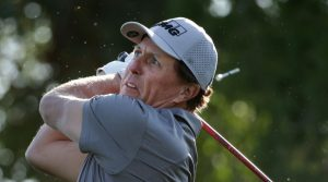 Phil Mickelson will be wearing Melin hats on Tour all season.