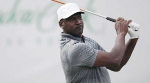 Michael Jordan is an avid golfer and enjoys playing for some money when he tees it up.