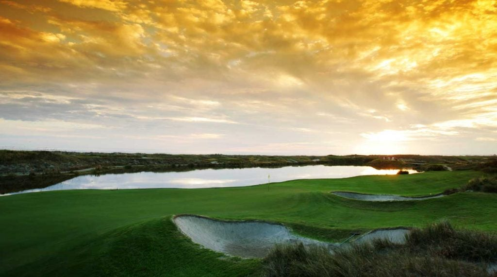 Pretty though it may be, the Ocean Course at Kiawah Island is one of the toughest out there.