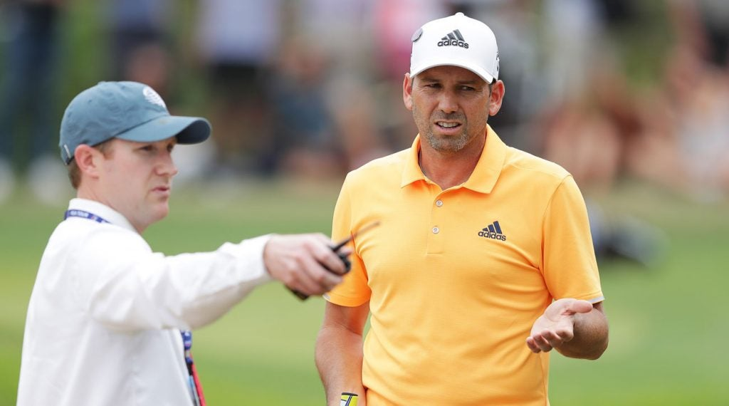 Penalties for slow play could be handed out on Tour as soon as mid-April.