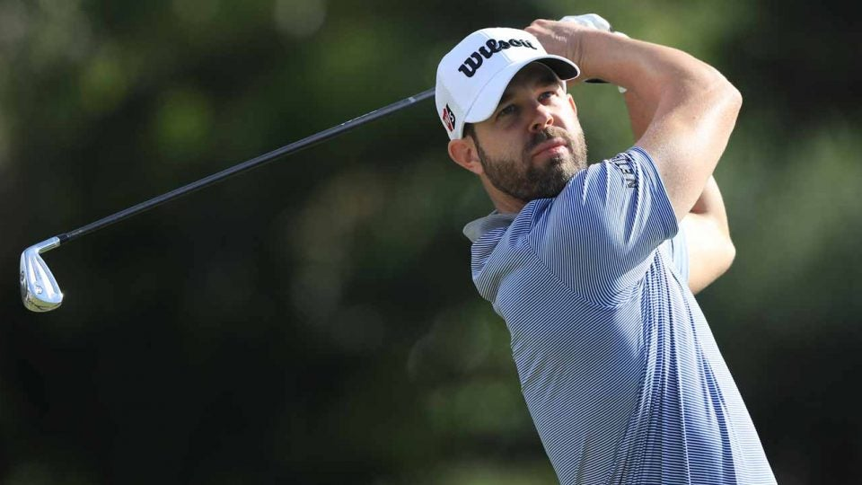 Kevin Tway has signed a deal with Wilson Golf heading into 2020.