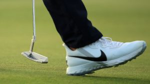 Brooks Koepka has a fresh Scotty Cameron T22 putter in the bag.