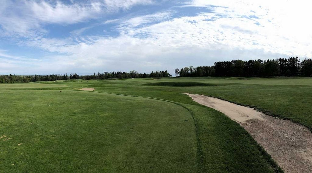 Lawsonia Links in Green Lake, Wisconsin.