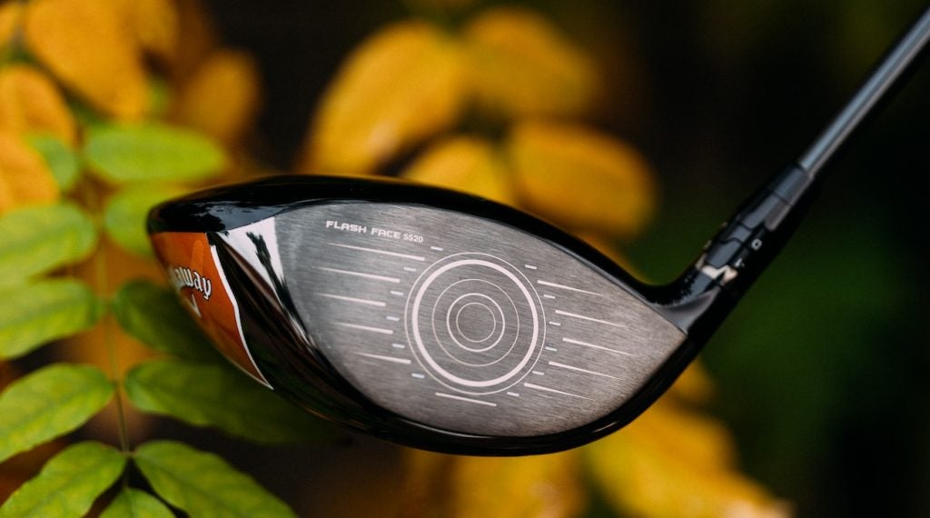 Callaway's Flash Face SS20 is a new face design for 2020.